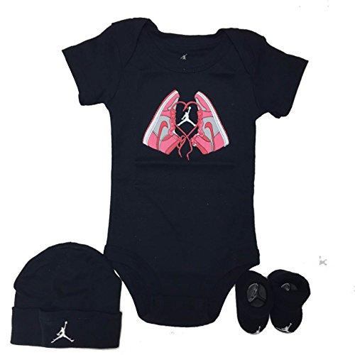 Jordan Baby Clothes 3 Piece Set