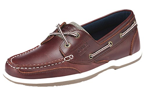 gheaven-cyber-monday-salesfirst-layer-of-leather-mens-casual-boat-shoes-size-8-uk-coffee