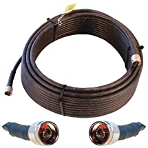 Wilson 952375 Ultra Low Loss Coaxial Cable (75 Ft)