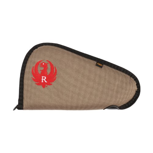 Sale!! Allen Company Ruger Embroidered Logo Handgun Case