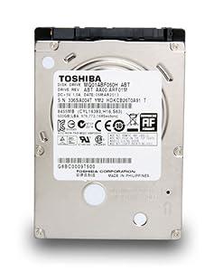 Toshiba Laptop SSHD MQ01ABF050H Interne Hybrid-Festplatte 500GB (NAND Flash Speicher 8GB, 2,5 Zoll, 7mm, 5400rpm, 32MB Cache, SATA 3.0)