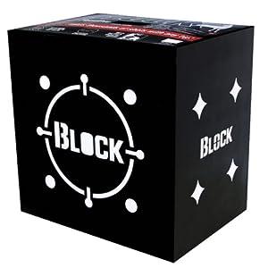 Field Logic Block Black B 20 Archery Target (20x20x16) by Block Targets