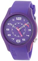 PUMA Women's PU102352003 Boost Purple Red Watch by PUMA