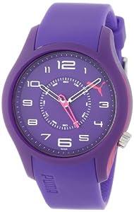 PUMA Women's PU102352003 Boost Purple Red Watch by PUMA