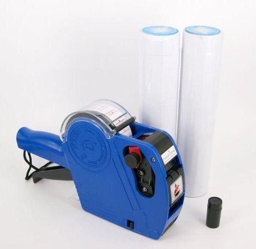 Discountoase MX-5500 Étiqueteuse professionnelle EOS avec étiquettes blanches fournies