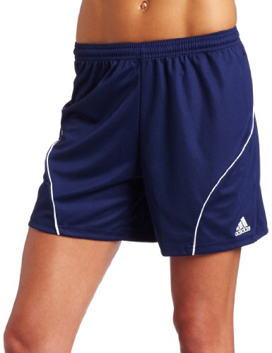 adidas Women's Striker Short, New Navy/White, Small Adidas Predator Climalite Short