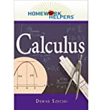img - for By Denise Szecsei Homework Helpers: Calculus (Homework Helpers) (1st Edition) book / textbook / text book