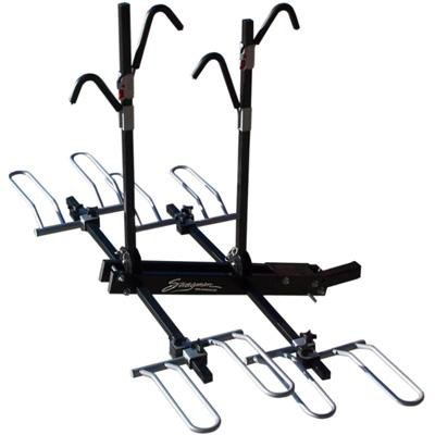 Swagman XC 4 Bicycle Cross Country Platform Hitch Rack - 64665