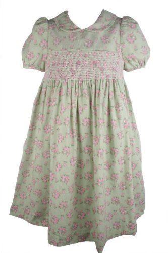 Fall Smocked Dresses For Girls Laura Ashley Toddler Girls