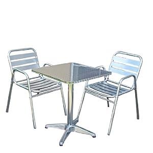 Partager facebook twitter pinterest actuellement indisponible nous ne savons - Chaise bistrot aluminium jardin ...