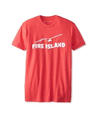 DiLascia Men's Fire Island Crew Neck T-Shirt