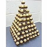 Square Ferrero Rocher Display Stand - 10 Tier