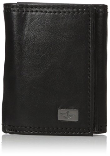 dockers-mens-filbert-rfid-blocking-extra-capacity-trifold-wallet-black-one-size