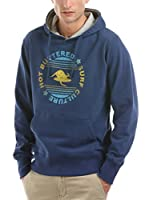 Hot Buttered Sudadera con Capucha Surf Culture (Azul)