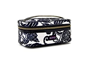 SOHO Royal Tea Train Case Cosmetic Bag