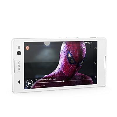 Sony Xperia C3 Dual (Snow White)