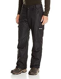 Arctix Men\'s SnowSports Cargo Pants, Black Medium