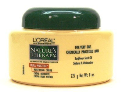 L'Oreal Nature's Therapy Mega Moisture 225 gm Jar (Case of 6)