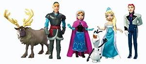Disney Frozen Complete Story Playset Enfants, enfants, jeux, jouets, jeux