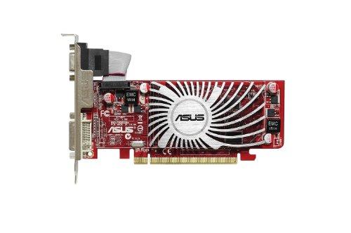 ASUS ATI Radeon HD5450 Silence 512 MB DDR2 VGA/DVI/HDMI Low Profile PCI-Express Video Card EAH5450 SILENT/DI/512MD2(LP)