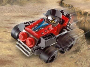 Lego Technic Desert Racer 8359 - 1