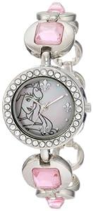Disney Kids' PN2002 Princess Pink Dial Bracelet Watch