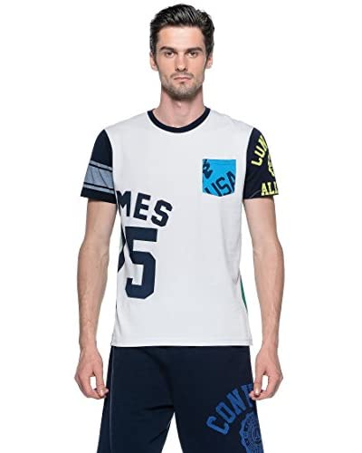 Converse  T-Shirt Mc Aut Man Multi Print