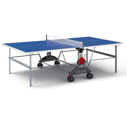 New Kettler Top Star Outdoor Table Tennis Table XL