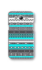 EYP Aztec Girly Tribal Back Cover Case for Samsung Grand 2 (7106)
