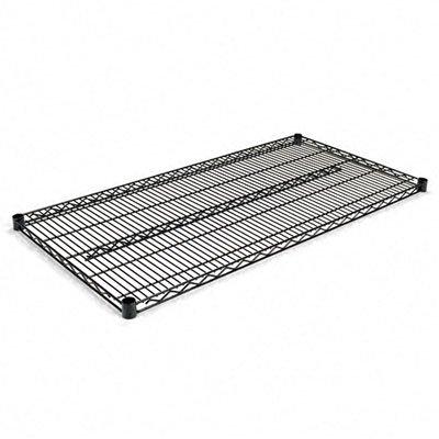 alera-sw584824bl-industrial-wire-shelving-extra-wire-shelves-48w-x-24d-black-2-shelves-carton