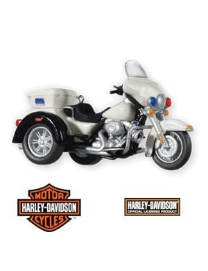 2009 Tri Glide Ultra Class Harley Davidson 2010 Hallmark Ornament