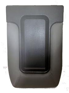 Factory Replacement Center Console Seat Lid 99-06 Chevy Silverado, GMC Sierra, 00-06 Suburban, Tahoe Yukon - Light Grey