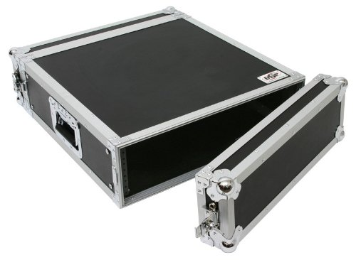 3 Space (3U) Amp ATA Rack Case (20