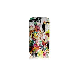 Barely There Case for iPhone 4 / 4S - Chuck Anderson - Anarchrysanthemum