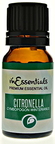 Citronella Ceylon 100% Pure Therapeutic Grade Essential Oil- 10 Ml