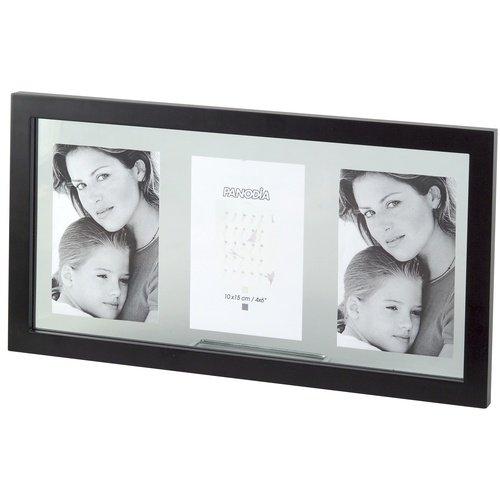 cadres panodia panodia cadre photo city 20x40 cm 3 photos 10x15 cm. Black Bedroom Furniture Sets. Home Design Ideas