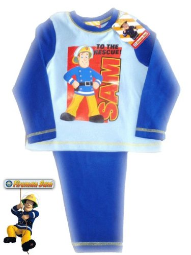 Official Fireman Sam Pyjamas 18-24 Months