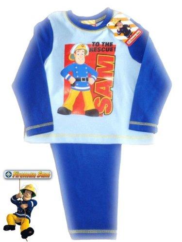 Official Fireman Sam Pyjamas 18-24 Months