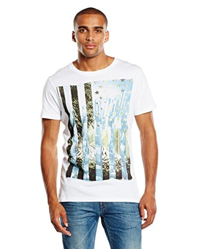 Paul Stragas T-Shirt Manica Corta [Bianco]