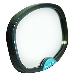 munchkin miroir auto deluxe pour surveiller b b noir b b s pu riculture. Black Bedroom Furniture Sets. Home Design Ideas