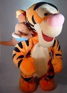 Mattel Bouncing Talking Tigger and Roo