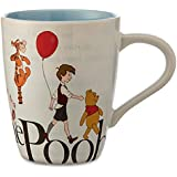 Disney - Winnie the Pooh and Friends Storybook Mug with Christopher Robin - New