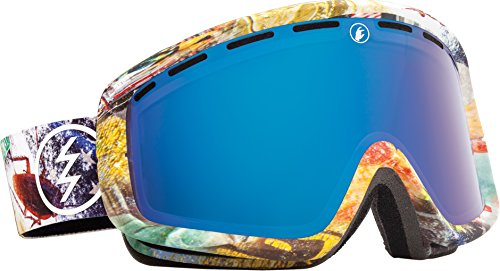 Electric Egb2 Snow Goggle, East Side, Bronze/Blue Chrome
