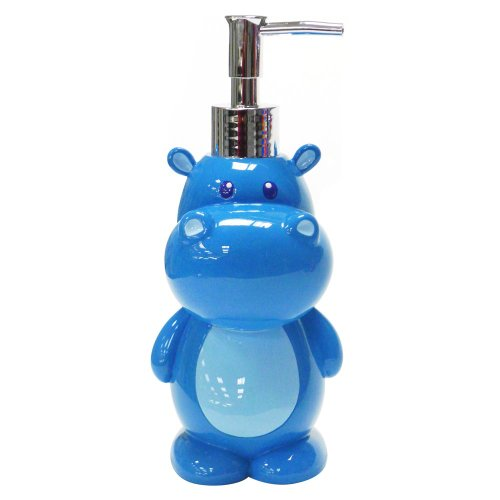 Purchase Allure Home Creations Hippo Resin Lotion Bottle