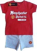Brecrest Fashion Baby-Boys Manchester United Football Club MAN602 Clothing Set