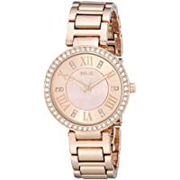 Relic Isabelle Rose Gold Mother of Pearl Womens Bracelet Watch