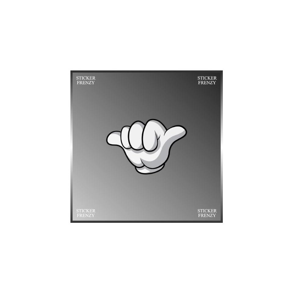 Jet Life Vinyl Die-Cut Peel N/' Stick Decals//Stickers Jets Mickey Hands