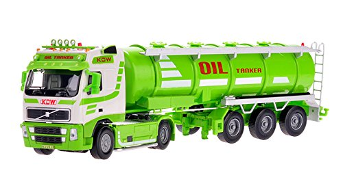 Large Toy Trucks For Boys : Other battery wind up damara boy s large tanker truck