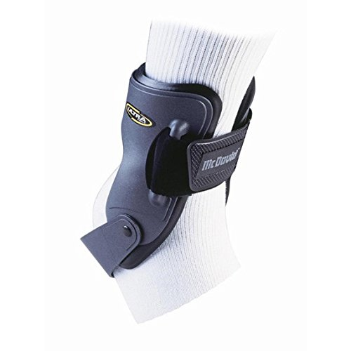 Mcdavid Classic Logo 188 Ultra Hinged Ankle Support Graphite-Large