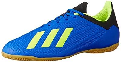 [アディダス] エックス タンゴ 18.4 In(フットボールブルーソーラーイエローコアブラック) Db2482 Fブルーsイエローコアブラック 24.5cm